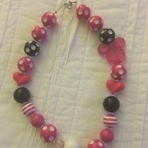 Disney Minnie Boutique Necklace